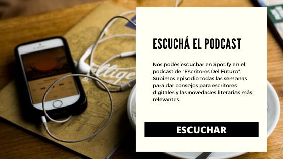 podcast en spotify sobre libros y escritura